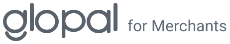Glopal for Merchants